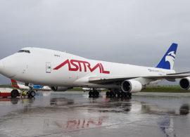 Astral Adjusts Flight Schedule